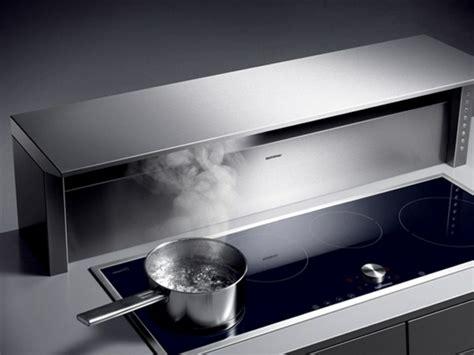 hotte cuisine moderne meuble cuisine choisir une hotte de design moderne