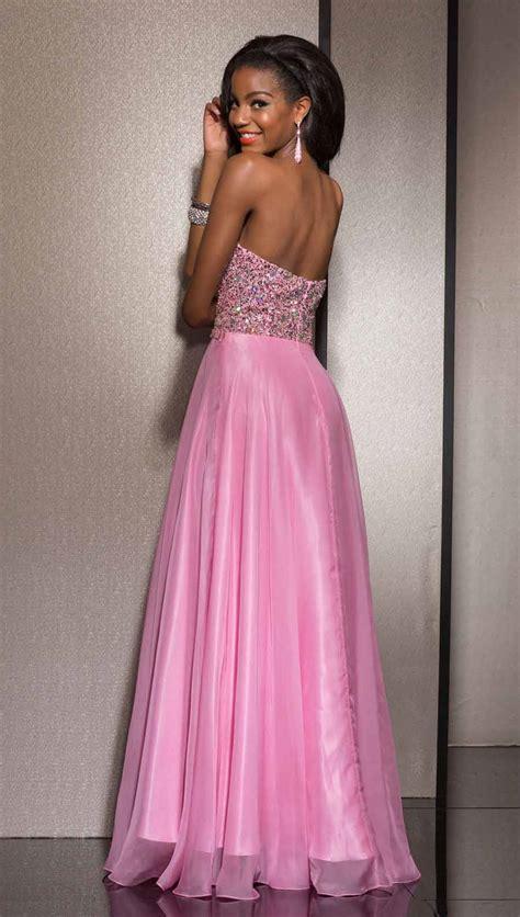 Clarisse Long Chiffon Prom Dress 2599 | Promgirl.net
