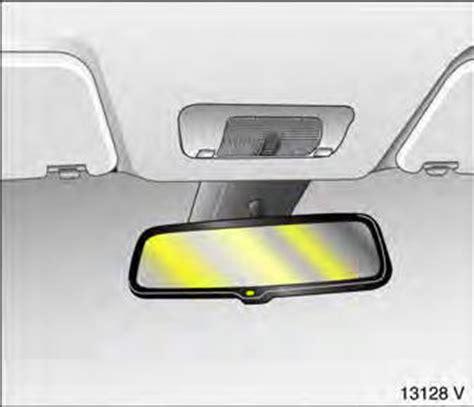 automatisch abblendender innenspiegel opel omega betriebsanleitung kurz und b 252 ndig