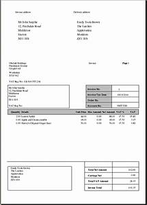 sage invoice template free excel templates With sage line 50 invoice template