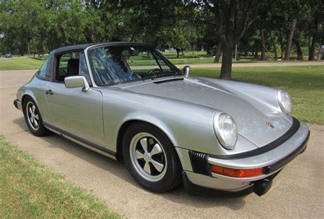 1977 Porsche 911s Targa 32l  Bring A Trailer