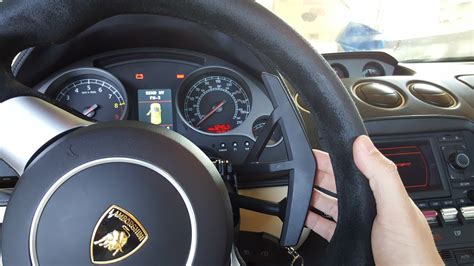 gave  dad  gift  paddle shifters  christmas cars