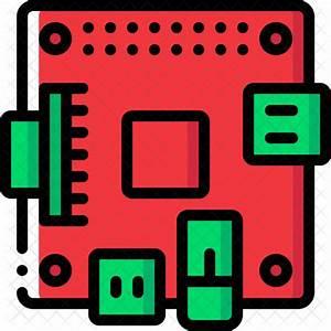Free Raspberry Pi Icon Png 420008 | Download Raspberry Pi ...