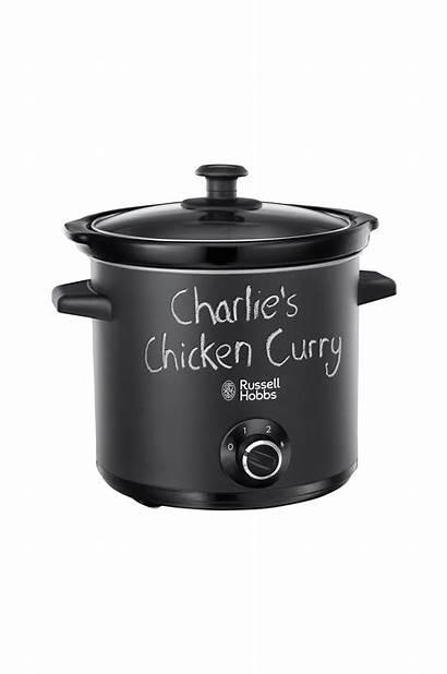 Cooker Slow Hobbs Russell Chalkboard Ellos 5l