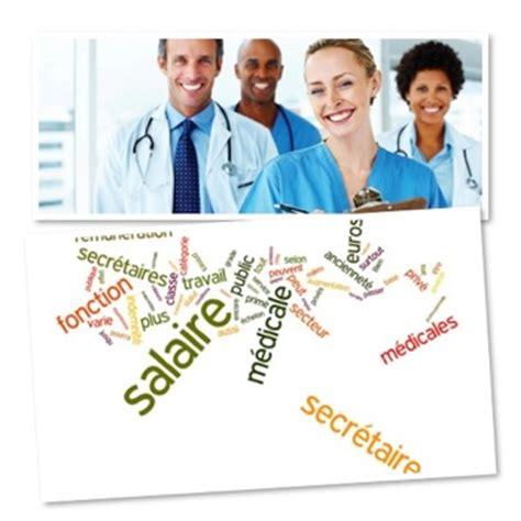 grille salaire secretaire medicale combien gagne une secretaire medicale