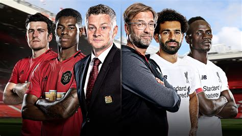 Man Utd Vs Liverpool - Man Utd V Liverpool Team News ...