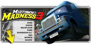Midtown Madness 3 Xbox Walkthrough And Guide Page 1