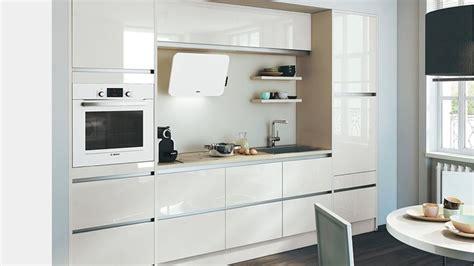 cuisine blanche design davaus cuisine design avec des idées