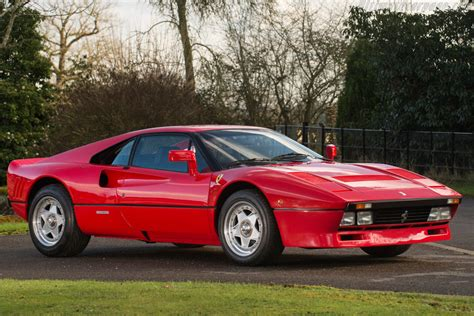 1984 - 1986 Ferrari 288 GTO - Images, Specifications and ...
