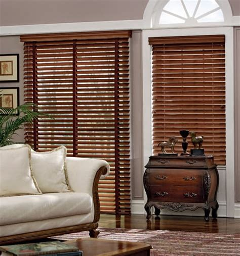 wood fauxwood blinds palmetto window fashions