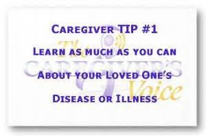 avadian s first tip for caregivers