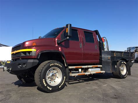 Chevrolet Conversion For Sale by Conversion 2005 Chevrolet C4500