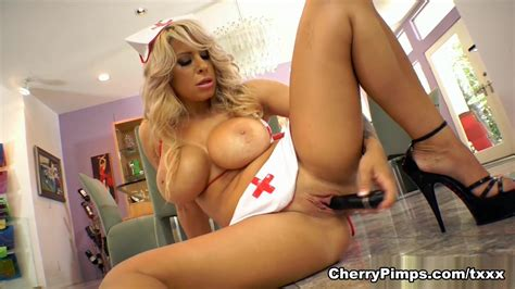 Alyssa Lynn In Here To Nurse You Well Cherrypimps