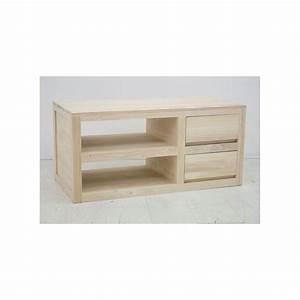 Meuble Tv 90 Cm : meuble tv 90 cm longueur maison design ~ Teatrodelosmanantiales.com Idées de Décoration