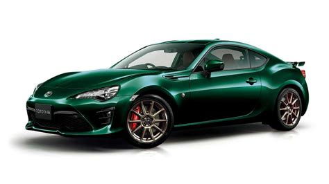 japans   british racing green toyota gt top gear