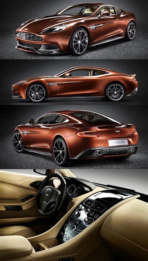 Luxury Sports Car Aston Martin