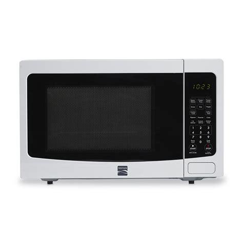 kenmore countertop microwave kenmore 72122 1 2 cubic foot countertop microwave oven