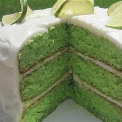 key lime cake iii recipe allrecipescom