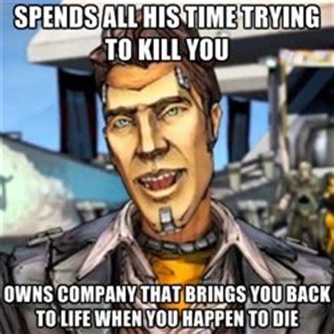 Borderlands Memes - borderlands 2 handsome jack video game stuff pinterest jack o connell the games and