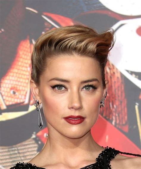 Amber Heard Hairstyles In 2018