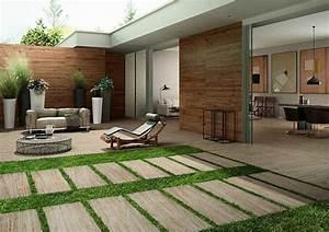 die besten 25 terrassenplatten in holzoptik ideen auf With garten planen mit fliesen balkon holzoptik