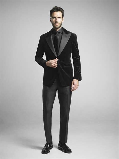 black velvet dinner jacket mens clothing