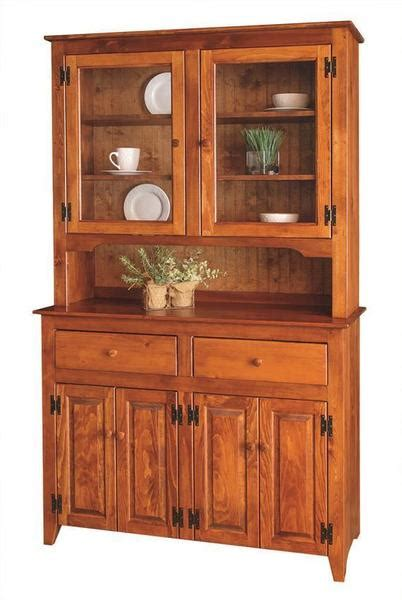 pine hutches country style china hutch by dutchcrafters amish furniture