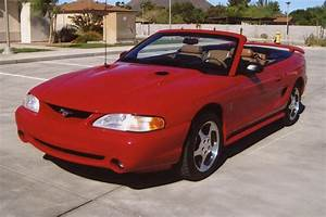 1997 FORD MUSTANG COBRA SVT CONVERTIBLE - 116346