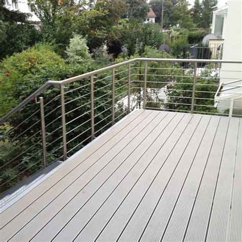 geländer für terrasse aussen gel 228 nder terrasse terrassengel 228 nder 233 4