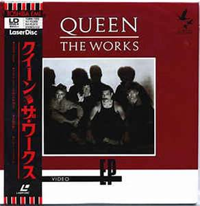 Queen - The Works Video EP (Laserdisc) at Discogs
