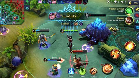 kelebihan game mobile legend bang bang dibandingkan moba