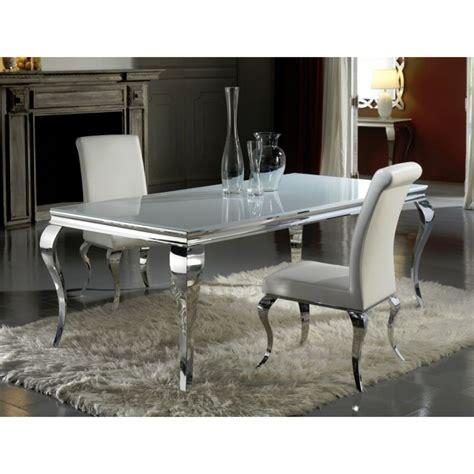 canapé angle cuir noir table à manger baroque duchesse pop design fr