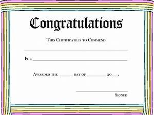 5 new blank certificate awards blank certificates With prize certificates templates free