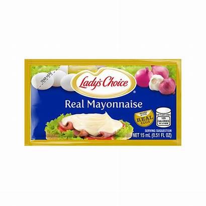 Choice Lady Mayonnaise Sachet Mayo 15ml Ph