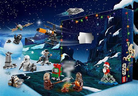 lego star wars advent calendar les visuels officiels sont