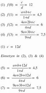 Variable Berechnen : variable berechnen sie die konstanten a b c d ~ Themetempest.com Abrechnung