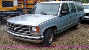 1993 Chevrolet Suburban C1500 Suv