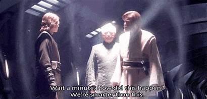 Wars Smarter Than Wan Obi Anakin Wait