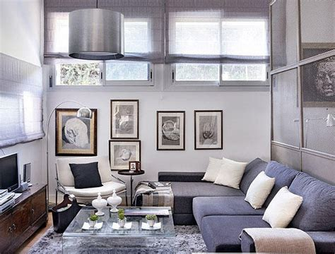 Decorating With Blue And Grey And Silver