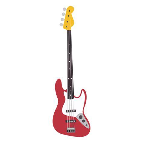 bass guitar transparent png svg vector