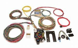 Painless Wiring 10202 18 Circuit Universal Wiring Harness