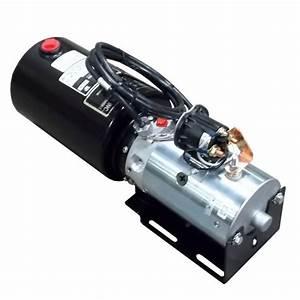 Monarch Hydraulics Dc Power Units   Dyna