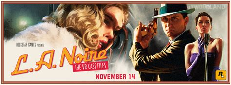 L.A. Noire Remastered Coming To PS4, Xbox One, Switch, And ...