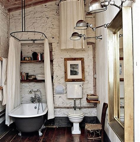 Vintage Retro Bathroom Decor by 20 Bathroom Designs With Vintage Industrial Charm Decoholic