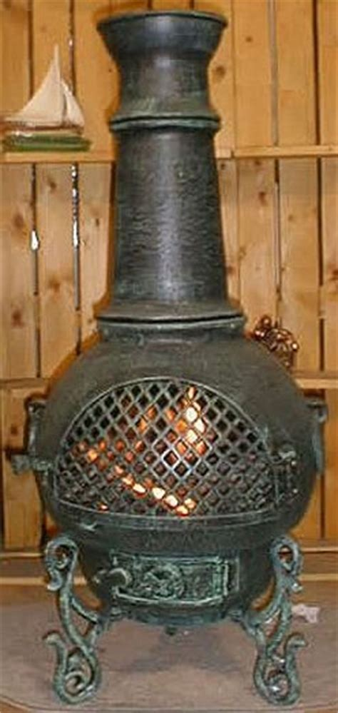 Gatsby Chiminea by Products On