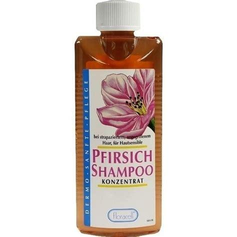 pfirsich shampoo floracell  ml pzn  besamexde