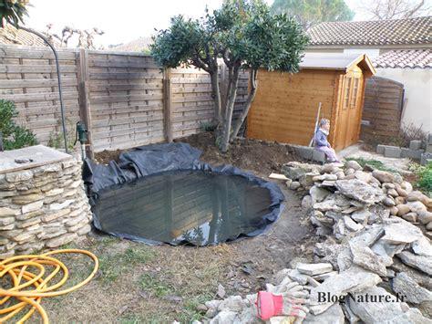 Rêve De Gosse  Un Bassin Dans Le Jardin ! Blognaturefr