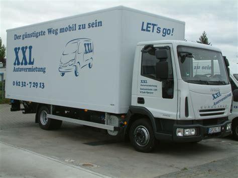 Lkw 7 5 Tonnen Umzugsfahrzeug