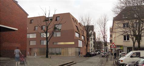 Haus Mieten Köln Nippes by Wettbewerb Neubau Haus Der Kirche An St Marien K 246 Ln