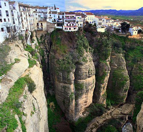 Europe Where We Hope To Go Ronda Spain